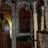 Paleokastritsa Monastery in Corfu Greece