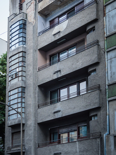 Bucharest Moderne Building