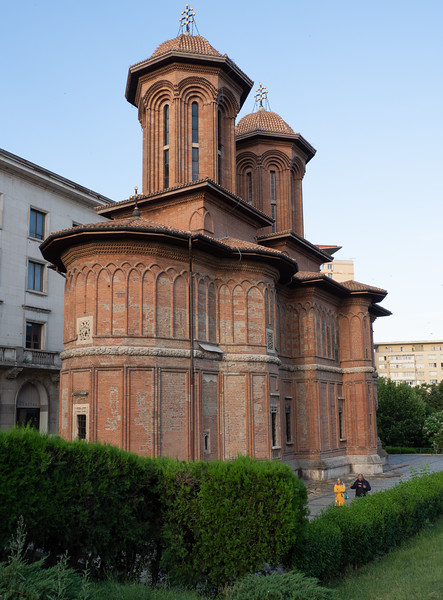 Cretulescu Church (1722), Bucharest