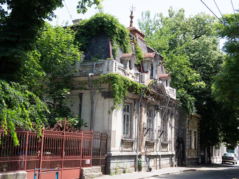 Bucharest 1900 Mansion
