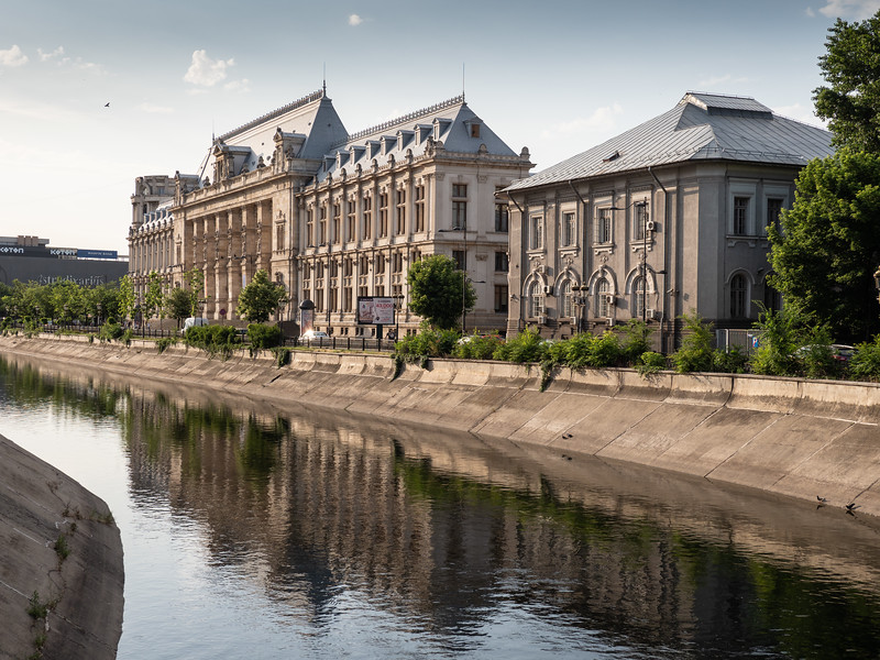 Palace of Justice (1895), Bucharest