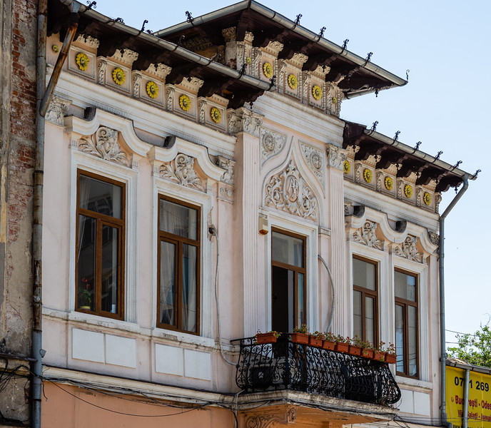 Bucharest Late 19C National Romantic Style