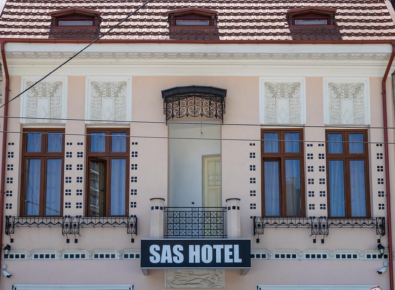 Bucharest Restored Art Nouveau
