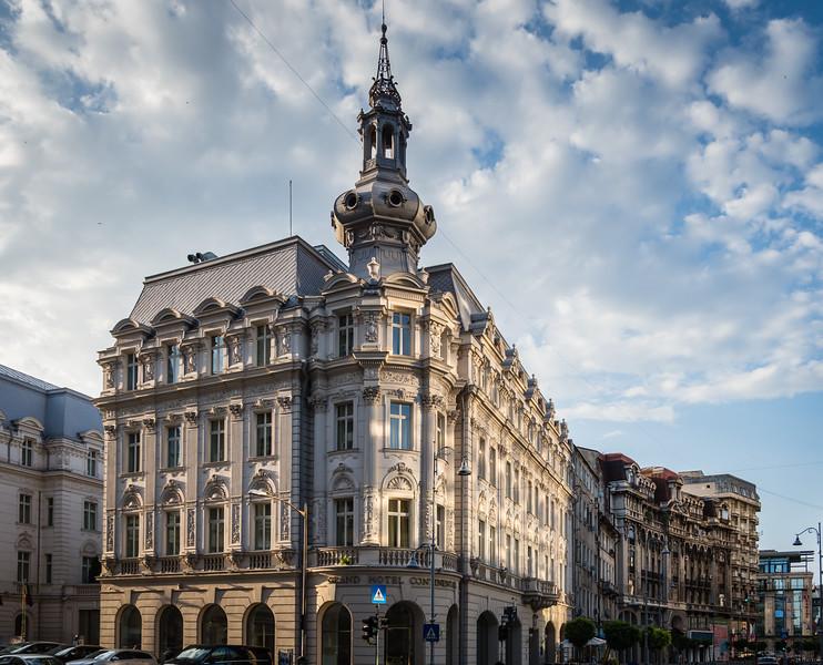 Calea Victoriel (Victory Street), Bucharest