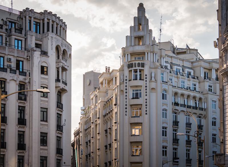 Bucharest Art Deco