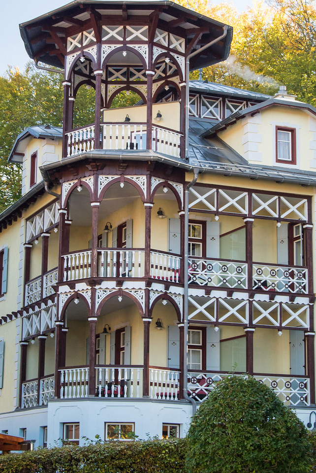 Guesthouse in Sovata