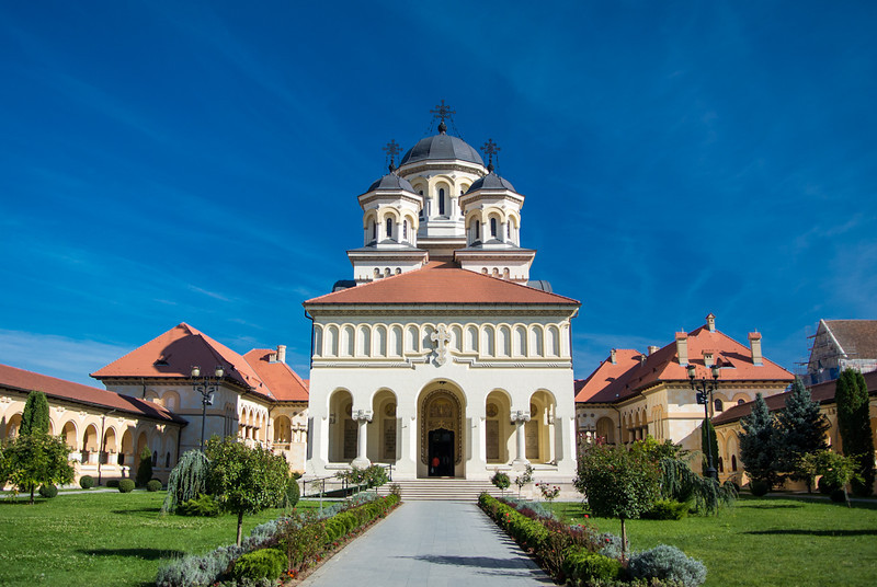 Alba Iulia Orthodox Cathedral