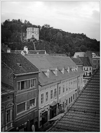 Black n White - Brasov, Romania, Sep 2012