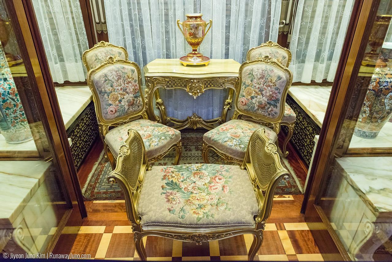 Palatul Primăverii: The former home of Nicolae and Elena Ceaușescu