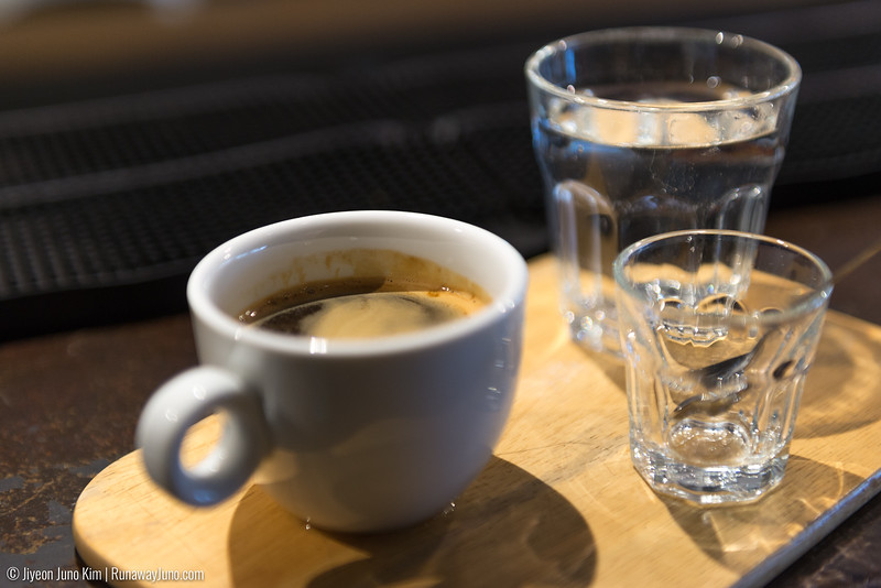 Coffee at Origo