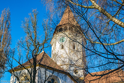 Fortified Church at Prejmer