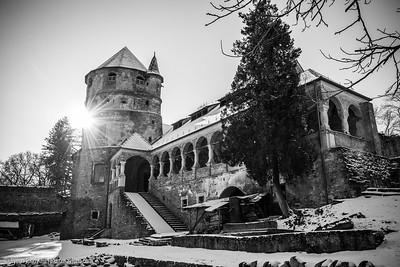 Keresd Castle Bethlen (Castelul Bethlen)