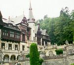 Peles Castle -- Sinaia, Romania