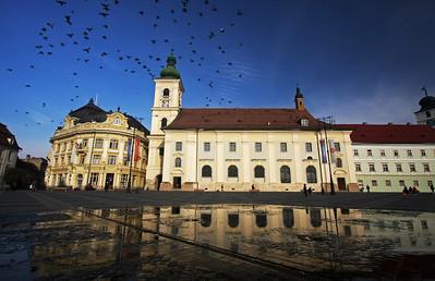 Main Square, Sibiu