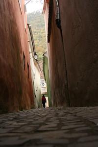 Brasov Alley