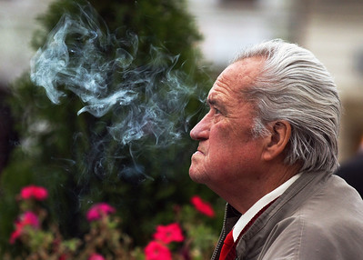 Smoking... Brashov