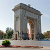 Arch of Triumph, Bucharest