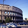 Those tourist pictures of the Coliseum never show the surrounding parking lot.