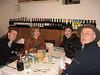 Brian, Megan, Patt, and Butch at Macharroni's.