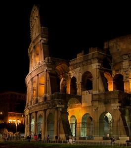 Rome 2015 incl. Forum, Colusseum, and Landmarks