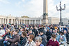 Rome - St. Peter's Square, before Sunday Mass
