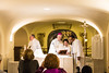 Vatican City - St. Peter's Basilica, St. Peter's crypt: preparing for Mass