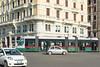 Rome - Archbasilica of St. John Lateran, street scene