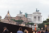 Rome - View of Altare della Patria monument