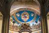Rome - Basilica of the Holy Cross in Jerusalem, apse frescoes