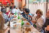 Rome - After Sunday Mass, Lunch at Osteria dei Pontefici
