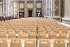 Vatican City - St. Peter's Basilica, seating for the consistory