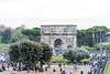 Rome - the Arch of Constantine