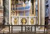 Rome - Archbasilica of St. John Lateran, interior scene: main altar