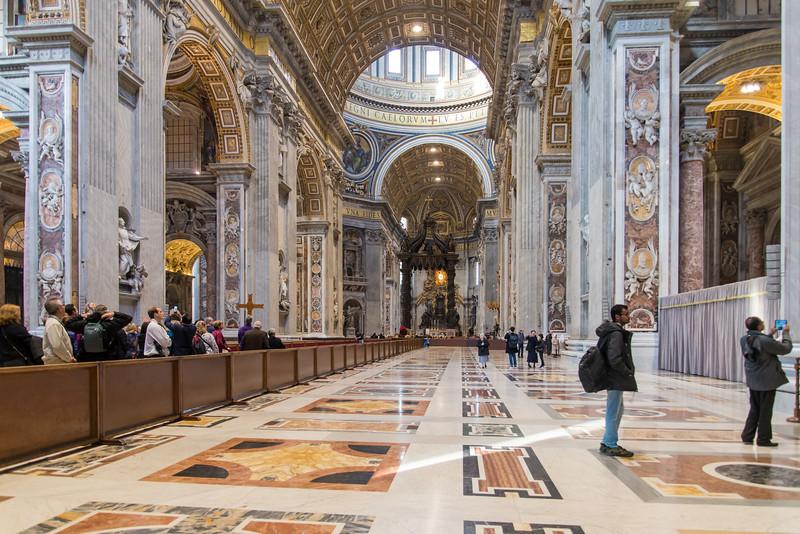 Vatican City - St. Peter's Basilica