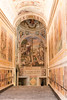 Rome - Scala Sancta visitor stairs