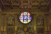 Rome - Basilica of St. Mary Major, interior scene