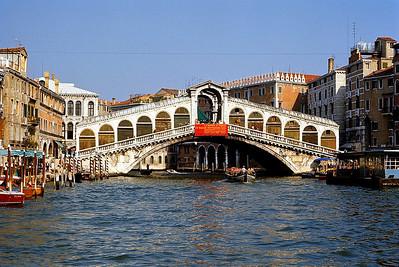 October 9th-11th, 1970 /  Venice trip: Ponte di Rialto