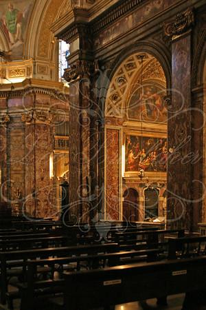 Rome  Churchs-Vistas