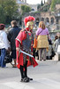 A Roman centurion vying for trade