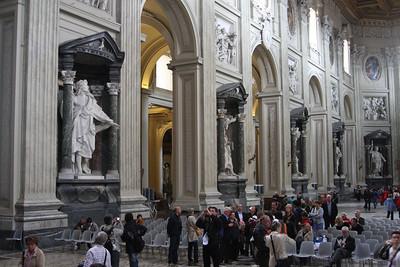 Nave of St. John Lateran