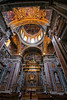 Prayer room in Santa Maria Maggiore. Click on photo and select original size for more detail.
