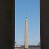 Obelisco at Piazza San Pietro (Vaticano)