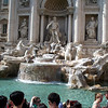 are you sick of Trevi Fountain?