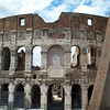 back side of Colloseum