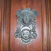 Door knocker to Ministero della Difesa
