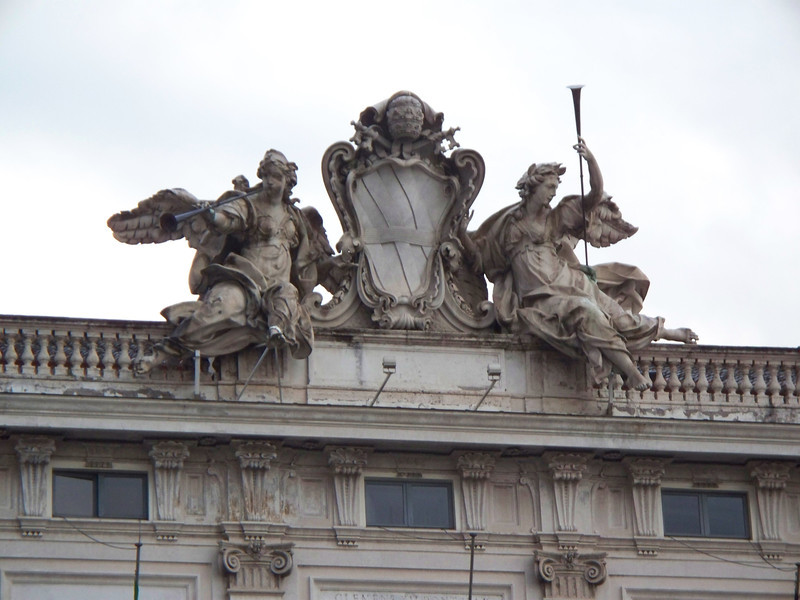 near Quirinale Piazza