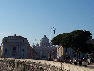 Rome, Italy - January 2006