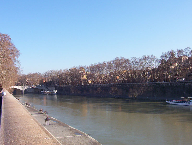 Fiume Tevere (Tiber River)