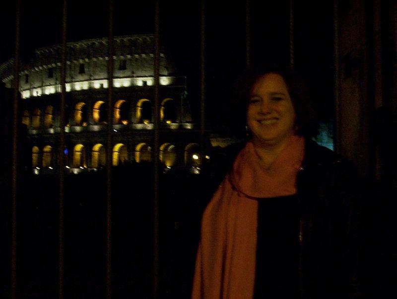 Il Coloseo and me