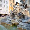Fountain, Rome, 2017